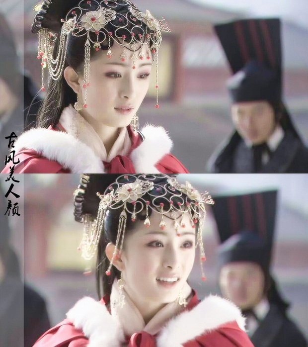 Tứ tiểu hoa đán của 10 năm trước giờ ra sao: Dương Mịch và Lưu Diệc Phi dù nổi tiếng nhưng vẫn không thể sánh bằng người đẹp này - Ảnh 7.