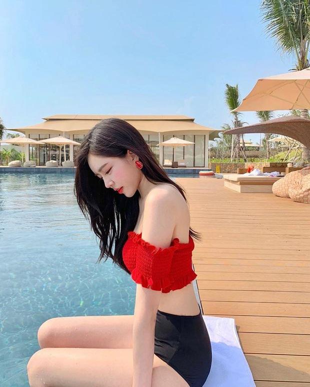 Hot girl ngực khủng xứ Hàn đi lạc vào livestream của nhiều game thủ Việt, liên tục thả thính đẹp trai là được - Ảnh 7.