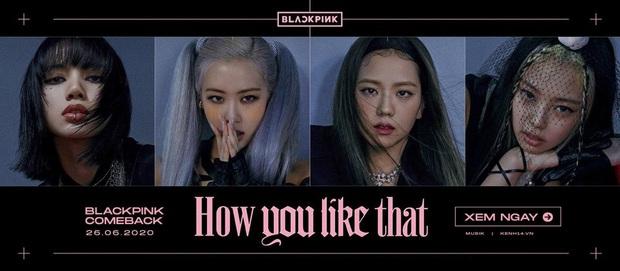 How You Like That của BLACKPINK quá đỉnh: Beat đánh căng đét, 4 thành viên đẹp như nữ hoàng và phá luôn kỉ lục công chiếu toàn thế giới của BTS! - Ảnh 8.