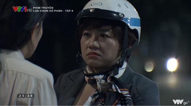 Huỳnh Anh tung nắm đấm cực ngầu, giải cứu người đẹp trong tích tắc ở Lựa Chọn Số Phận tập 8 - Ảnh 2.