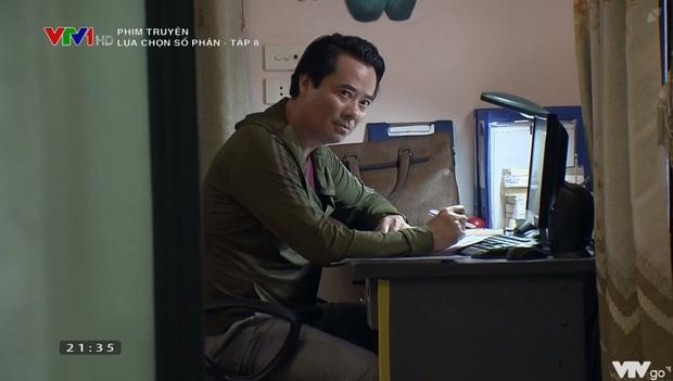 Huỳnh Anh tung nắm đấm cực ngầu, giải cứu người đẹp trong tích tắc ở Lựa Chọn Số Phận tập 8 - Ảnh 1.
