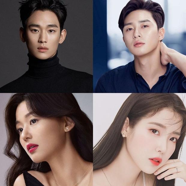 TOP diễn viên truyền hình được săn đón nhất Hàn Quốc: Kim Soo Hyun vượt Hyun Bin, Lee Min Ho còn không được nhắc đến - Ảnh 3.
