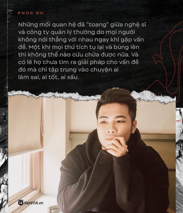 Rapper Phúc Du: Ấn tượng Bích Phương vì rất hay có MV đứng cạnh rèm, đã có người yêu 3 năm và muốn tiến đến hôn nhân! - Ảnh 5.