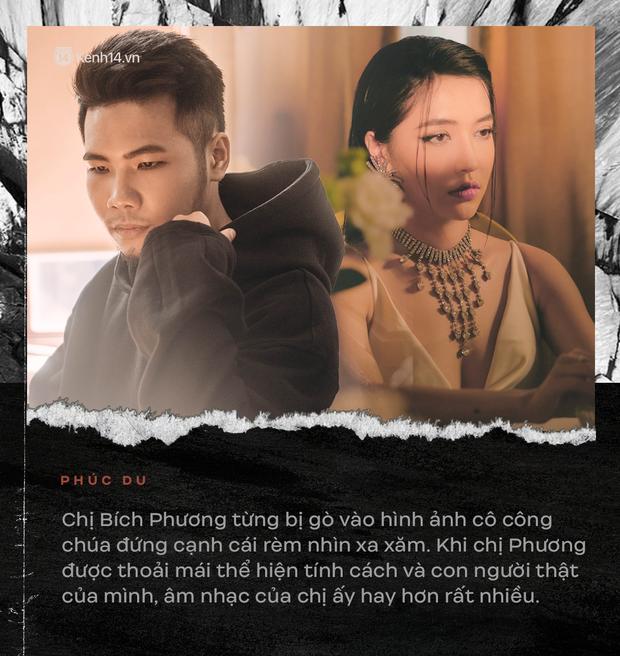 Rapper Phúc Du: Ấn tượng Bích Phương vì rất hay có MV đứng cạnh rèm, đã có người yêu 3 năm và muốn tiến đến hôn nhân! - Ảnh 9.