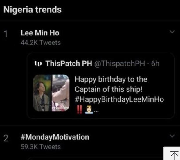 Cười ra nước mắt với lá thư cánh đàn ông Nigeria gửi đến tình địch Lee Min Ho: Tuyên chiến mạnh mẽ, tuy nhiên không quên hỏi thăm bí quyết làm đẹp - Ảnh 4.