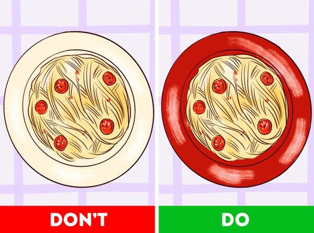 """8 cách để ăn ít nhưng không cảm thấy đói: Đôi khi bạn có thể hack cân nặng nhờ """"tự đánh lừa"""" chính mình! - Ảnh 4."""