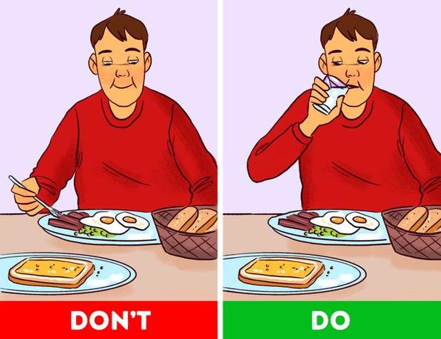 """8 cách để ăn ít nhưng không cảm thấy đói: Đôi khi bạn có thể hack cân nặng nhờ """"tự đánh lừa"""" chính mình! - Ảnh 6."""