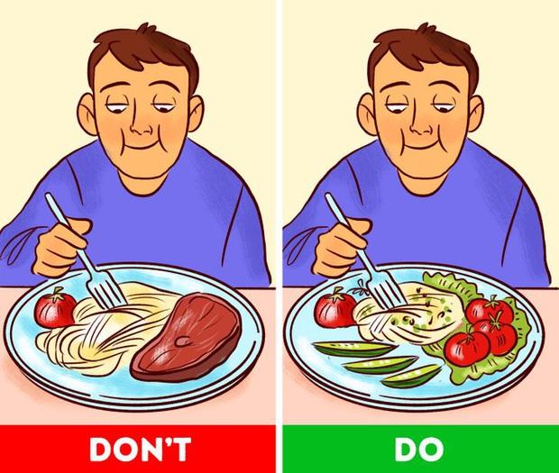 """8 cách để ăn ít nhưng không cảm thấy đói: Đôi khi bạn có thể hack cân nặng nhờ """"tự đánh lừa"""" chính mình! - Ảnh 7."""