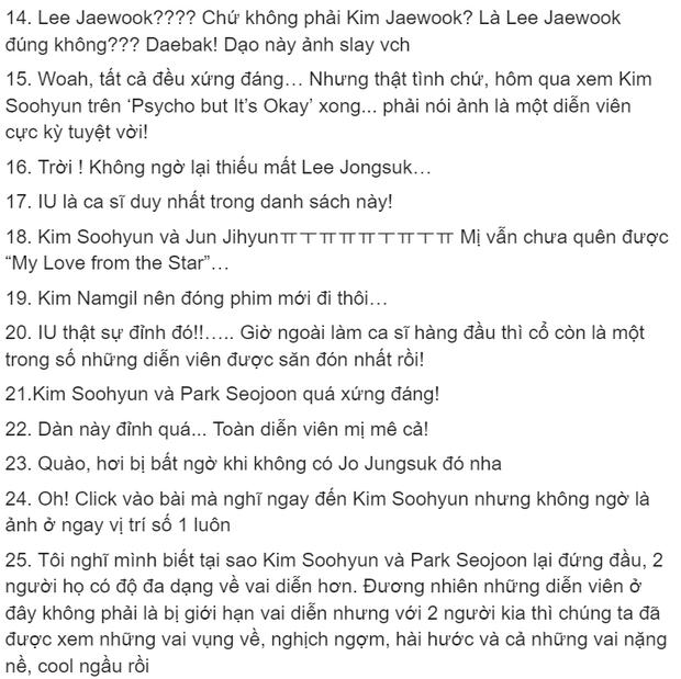 TOP diễn viên truyền hình được săn đón nhất Hàn Quốc: Kim Soo Hyun vượt Hyun Bin, Lee Min Ho còn không được nhắc đến - Ảnh 5.