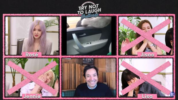 BLACKPINK tham gia thử thách nhịn cười: Hóa ra thành viên lạnh lùng nhất nhóm không phải là Jennie hay Lisa! - Ảnh 4.
