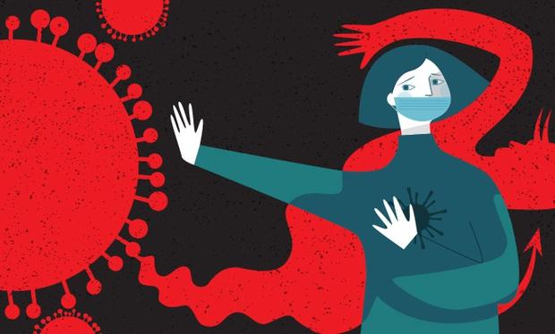 Tiếng lòng của một người mắc ung thư giữa đại dịch tại Mỹ: Đớn đau mà chẳng dám nói, khi có quá nhiều người đã bị Covid-19 sát hại - Ảnh 2.