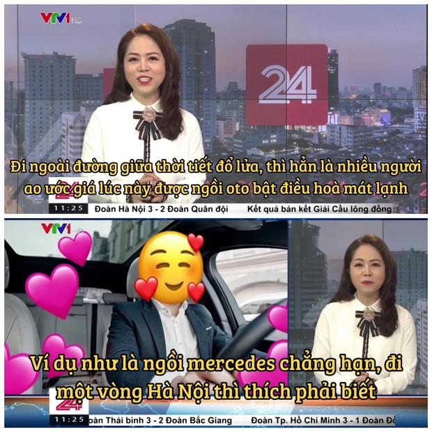 VTV lại có màn cà khịa căng cực khi nhắc đến cụm ngồi xe Mẹc đi một vòng Hà Nội được cho là của Quang Hải - Ảnh 1.