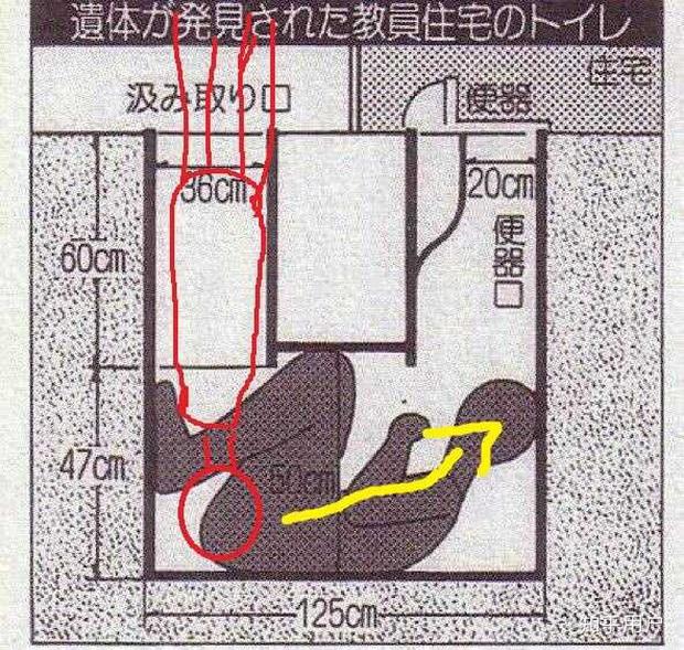 Vụ xác chết trong bồn cầu Nhật Bản: Nạn nhân qua đời trong tư thế kỳ lạ, cảnh sát đóng án để lại hàng loạt bí ẩn không lời giải đáp - Ảnh 1.