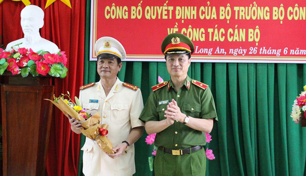 Đại tá Lê Hồng Nam giữ chức Giám đốc Công an TPHCM - Ảnh 1.