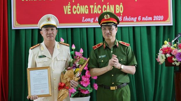 Đại tá Lê Hồng Nam giữ chức Giám đốc Công an TPHCM - Ảnh 2.