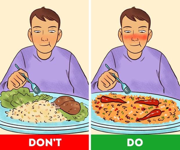6 phương pháp hack não giúp bạn ăn ít đi mà vẫn không cảm thấy đói, lại chẳng cần kiêng khem khổ cực - Ảnh 1.