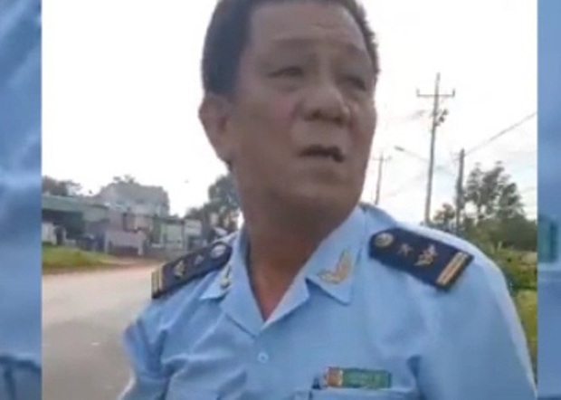 Một cán bộ Hải Quan ở Bình Phước gây tai nạn rồi bỏ chạy - Ảnh 1.