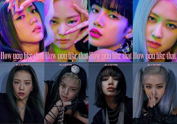 Jennie đổi màu tóc mới trên sân khấu đầu tiên của How You Like That: Bớt Dương Quá, đúng chất BLACKPINK! - Ảnh 6.