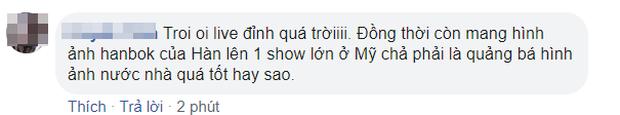 """Netizen """"phát cuồng"""" trước giọng hát và thần thái của BLACKPINK tại sân khấu comeback đầu tiên, tưởng hoàn hảo nhưng vẫn có điểm đáng chê? - Ảnh 7."""