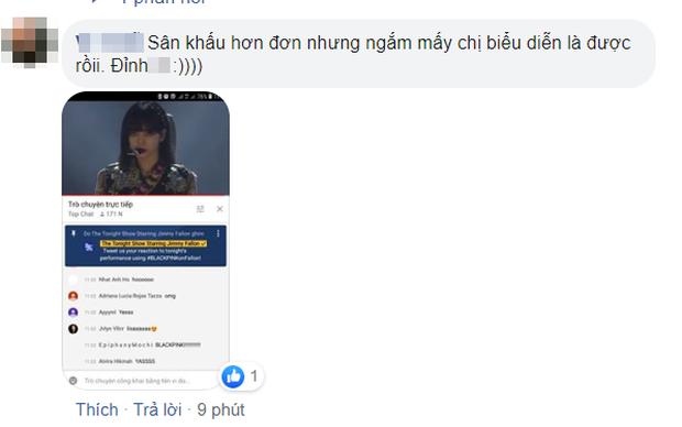 """Netizen """"phát cuồng"""" trước giọng hát và thần thái của BLACKPINK tại sân khấu comeback đầu tiên, tưởng hoàn hảo nhưng vẫn có điểm đáng chê? - Ảnh 16."""