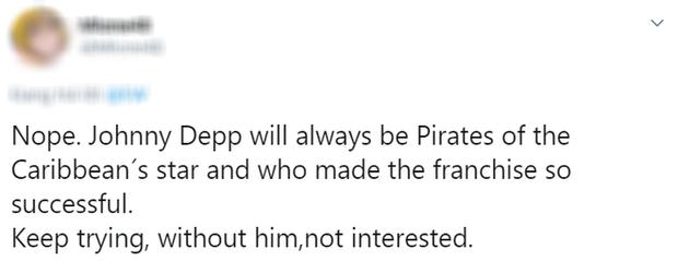 Margot Robbie đóng chính ở Cướp Biển Vùng Caribbean nhưng netizen lại mải khóc thương cho Johnny Depp vì lý do này - Ảnh 6.
