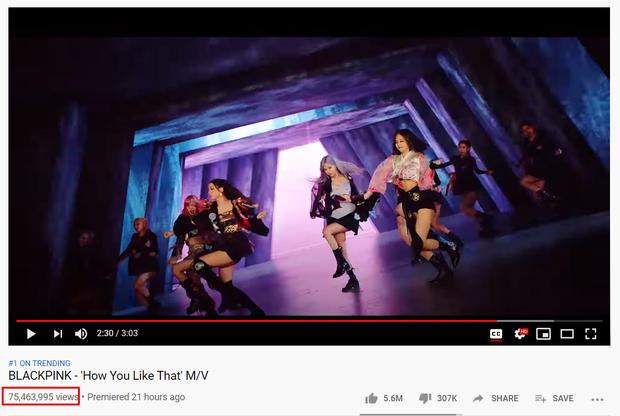 """BLACKPINK xô đổ kỉ lục của BTS, """"How You Like That"""" trở thành MV được xem nhiều nhất 24 giờ đầu trên toàn thế giới! - Ảnh 1."""