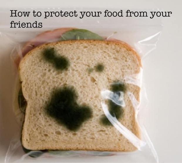 Làm thế nào để con bạn thân không động vào miếng bánh ngon của mình: cư dân mạng cũng phải bái phục trước cách làm này! - Ảnh 1.