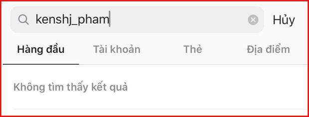 Tài khoản Instagram của Kenshj Phạm không truy cập được sau cú lừa gốc mít - Ảnh 2.