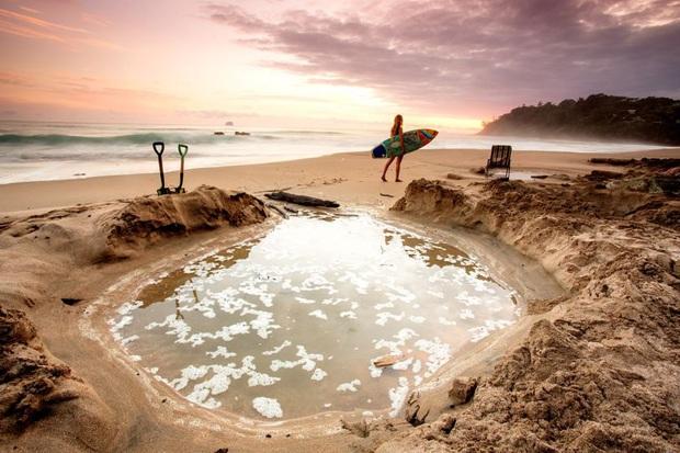 Không tin vào mắt mình trước 15 bãi biển độc nhất hành tinh, nơi nào cũng sở hữu vẻ đẹp ngỡ chỉ có trong trí tưởng tượng - Ảnh 25.