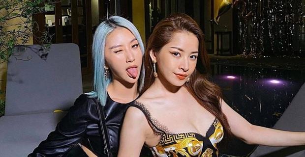 Drama chị chị em em: 1 thành viên nhóm bạn Hà thành gây tò mò vì vừa đi với Quỳnh Anh Shyn, nay quay ra ủng hộ Chi Pu? - Ảnh 7.