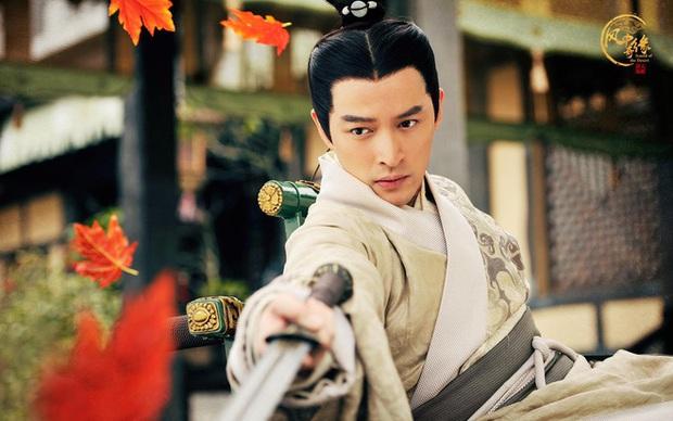 Dương Dương, Hồ Ca lọt Top 4 nam thần cổ trang nhưng thứ hạng của Tiêu Chiến mới gây chú ý - Ảnh 3.