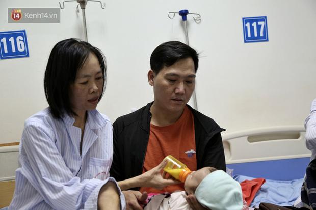 """Người mẹ ung thư thà chết không bỏ con và 3 lần phẫu thuật liên tiếp sau sinh: """"Bé sinh ra chẳng được được bú giọt sữa mẹ nào"""" - Ảnh 4."""