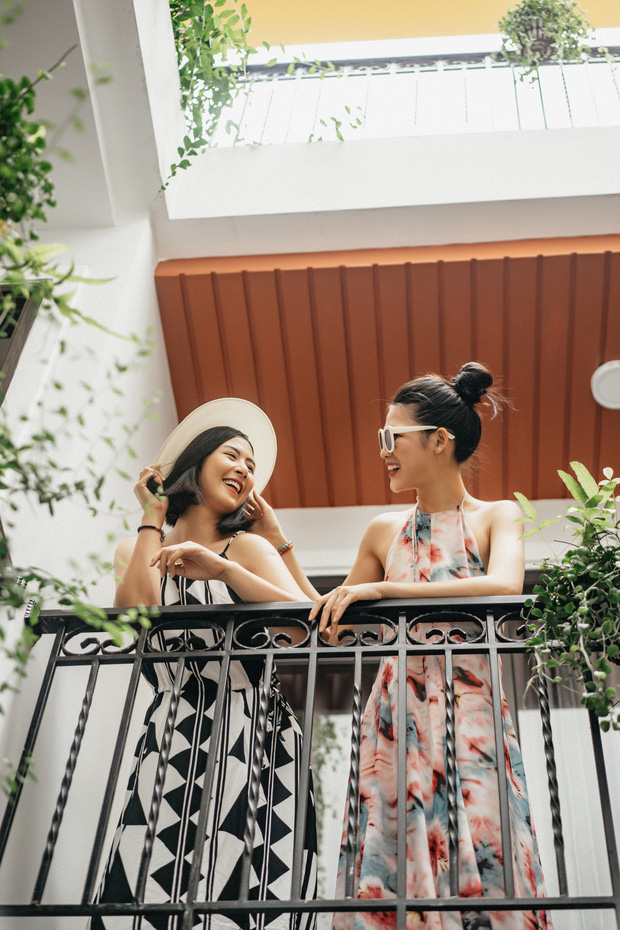 Bỏ túi ngay căn villa đậm chất Hội An mà Hoa hậu Ngọc Hân, Hồng Quế cùng hội chị em chân dài check in nhiều nhất mấy ngày nay - Ảnh 4.
