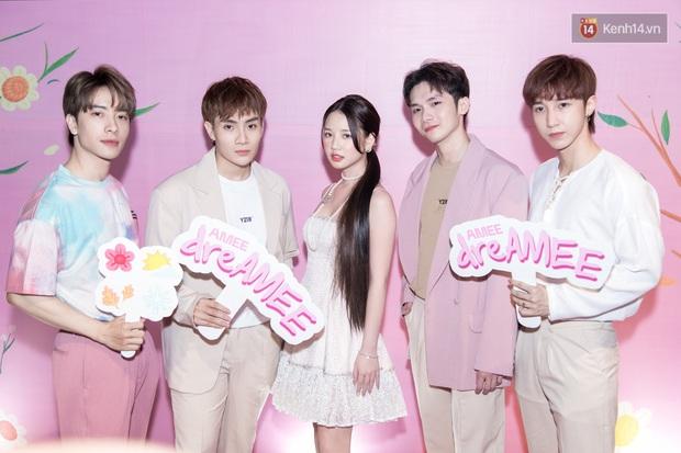 AMEE chính thức ra mắt album DreAMEE nhẹ nhàng và đáng yêu, nhạc sĩ Nguyễn Hải Phong tấm tắc: Những nghệ sĩ trẻ sau này phải dè chừng! - Ảnh 4.