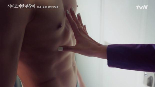 4 khoảnh khắc đáng yêu của chị đẹp Seo Ye Ji ở Điên Thì Có Sao: Khoái nhất là màn kiểm múi Kim Soo Hyun - Ảnh 5.