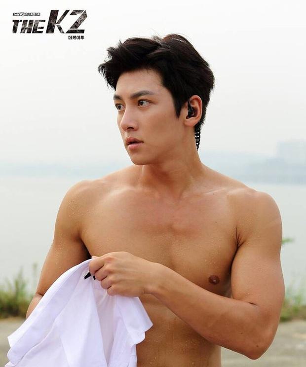 Ná thở vì 7 màn khoe múi sương sương của hội nam thần phim Hàn, còn xem là còn mê mẩn á - Ảnh 4.