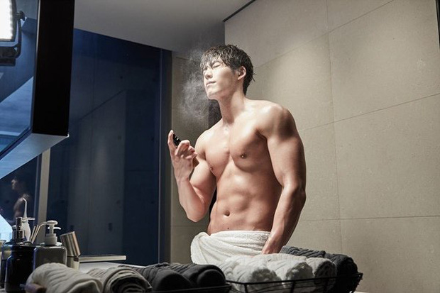 Ná thở vì 7 màn khoe múi sương sương của hội nam thần phim Hàn, còn xem là còn mê mẩn á - Ảnh 14.
