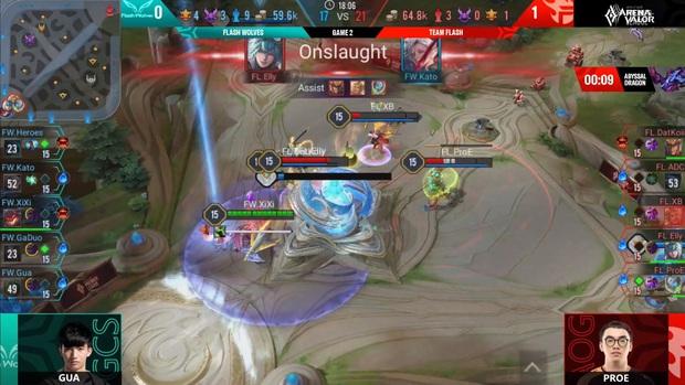 APL 2020: Team Flash mất điểm vì Dirak của Nunu quá đỉnh, FAPTV trở lại đường đua với 2 chiến thắng liên tiếp!  - Ảnh 3.