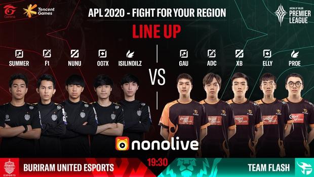 APL 2020: Team Flash mất điểm vì Dirak của Nunu quá đỉnh, FAPTV trở lại đường đua với 2 chiến thắng liên tiếp!  - Ảnh 4.