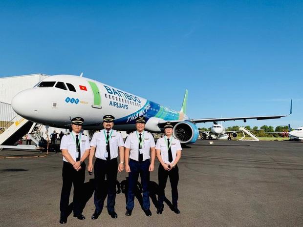 Bamboo Airways khẳng định không có phi công nào người Pakistan - Ảnh 1.