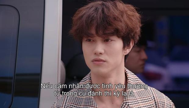 Luôn miệng phũ đẹp Seo Ye Ji nhưng Kim Soo Hyun lại nguyện vì gái xinh mà ăn tát ở Điên Thì Có Sao tập 4 - Ảnh 1.