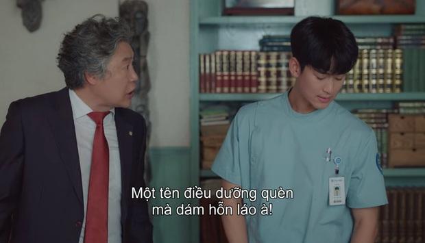 Luôn miệng phũ đẹp Seo Ye Ji nhưng Kim Soo Hyun lại nguyện vì gái xinh mà ăn tát ở Điên Thì Có Sao tập 4 - Ảnh 12.