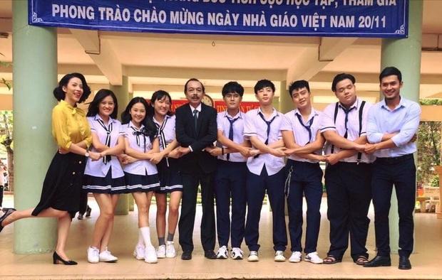 4 thầy giáo soái ca trên màn ảnh Việt: Thấy mê nhất đích thị là Thanh Sơn của Đừng Bắt Em Phải Quên - Ảnh 13.