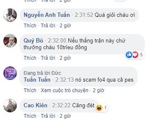 Đè bẹp mọi đối thủ Hàn Quốc, thần đồng PES khiến làng game Việt dậy sóng khi chứng kiến sự ra đời của Chim Sẻ Đi Nắng thứ 2 - Ảnh 5.