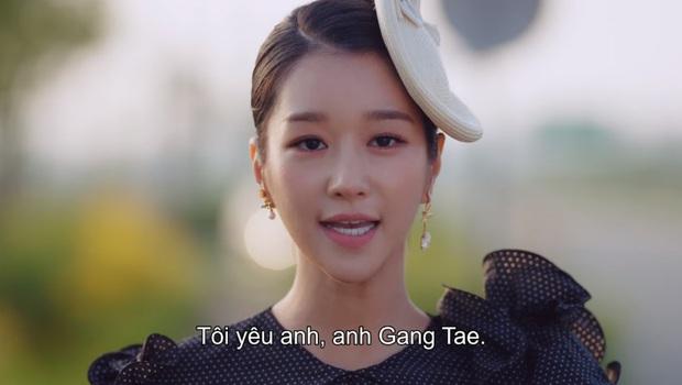Luôn miệng phũ đẹp Seo Ye Ji nhưng Kim Soo Hyun lại nguyện vì gái xinh mà ăn tát ở Điên Thì Có Sao tập 4 - Ảnh 5.