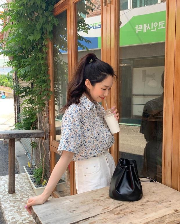 Style Hè của bạn sẽ thật nhàm chán nếu còn chưa sắm ngay 1 em áo họa tiết như sao Việt - Ảnh 7.