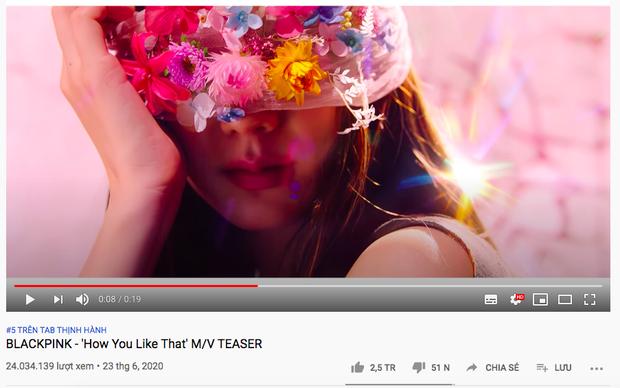 BLACKPINK xâm chiếm top trending Youtube Việt Nam, BTS bám sát ngay sau, một nữ nghệ sĩ Việt kiên cường đứng hứng bão - Ảnh 3.