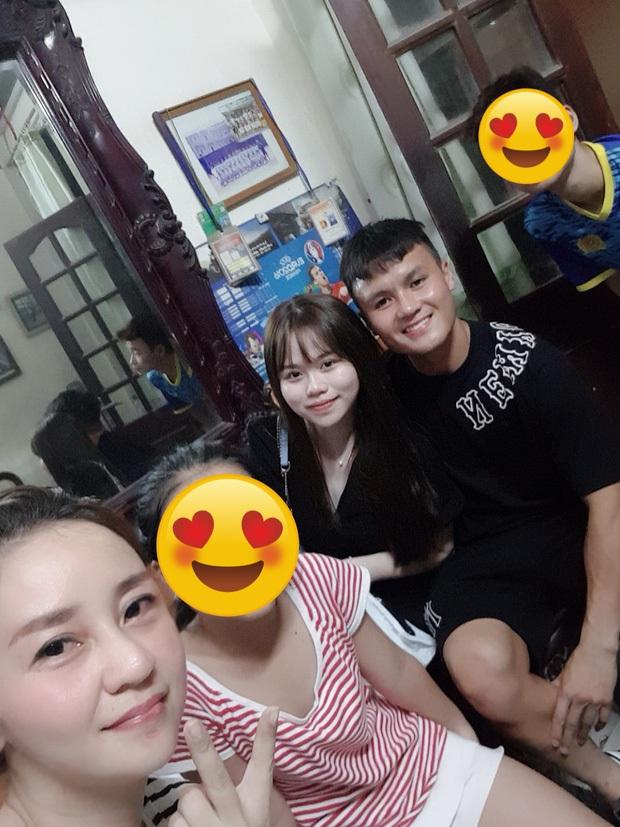 Không hay đăng ảnh với Quang Hải nhưng Huỳnh Anh lại rất khéo thể hiện tình cảm với nhà trai bằng cách này - Ảnh 3.