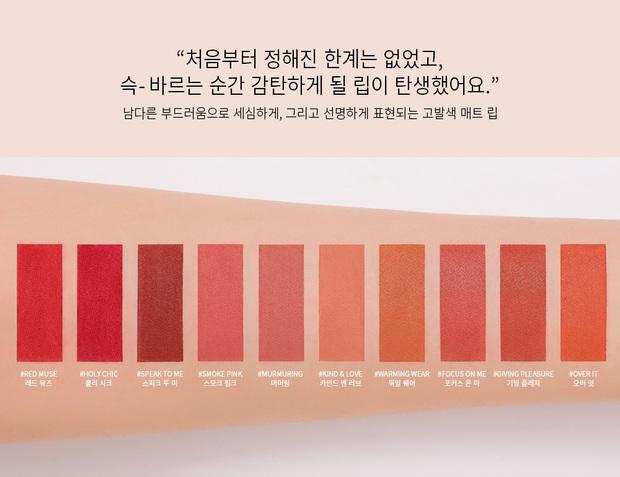 """3CE tung son """"xuyên thấu"""" độc lạ nhất từ trước đến nay nhưng 10 màu son có gọi là """"cực phẩm""""? - Ảnh 4."""