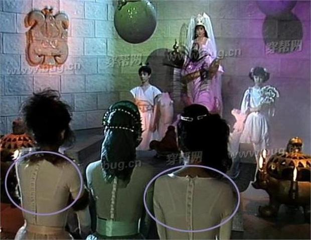 Coi mà tức với loạt lỗi trang phục ở phim Trung: Kéo tới pha rách áo của Địch Lệ Nhiệt Ba mà quạu á! - Ảnh 11.